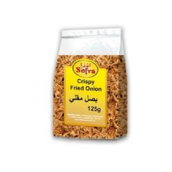 Crispy Fried Onions | Buy Online | Food & Ingredients | UK | Europe